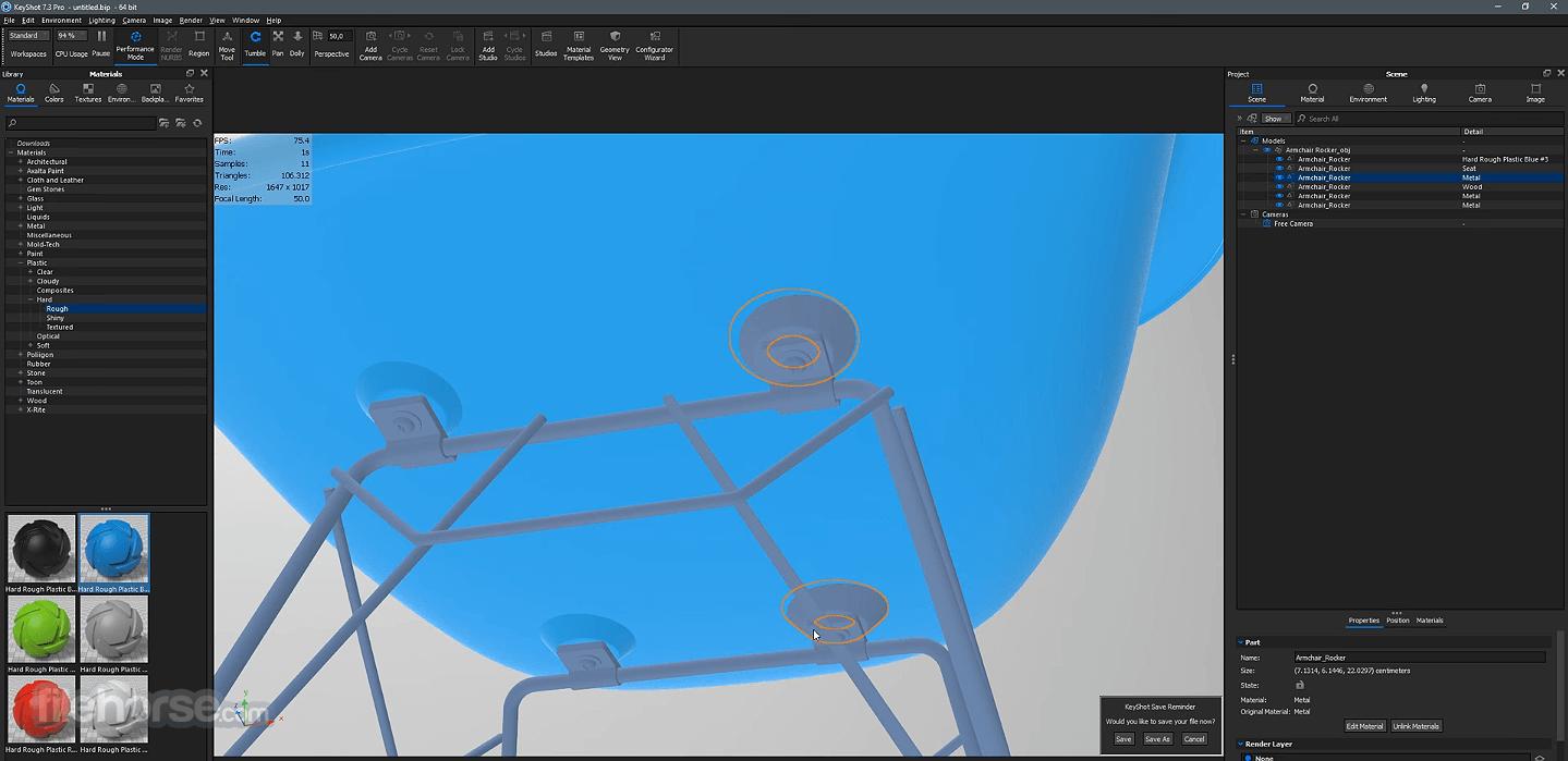 KeyShot 10.2.113 Screenshot 4