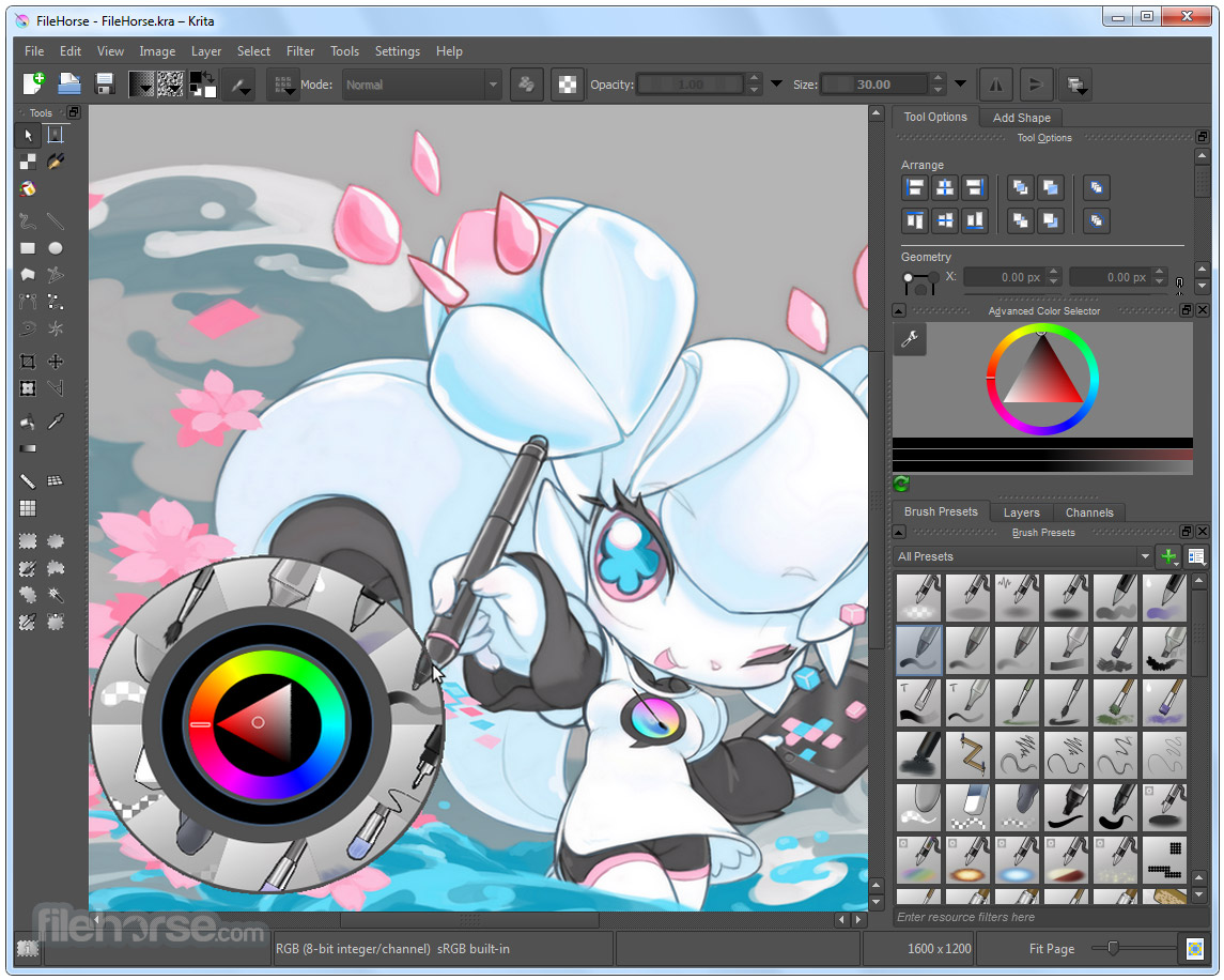Krita 4 0 3 32 Bit Download For Windows