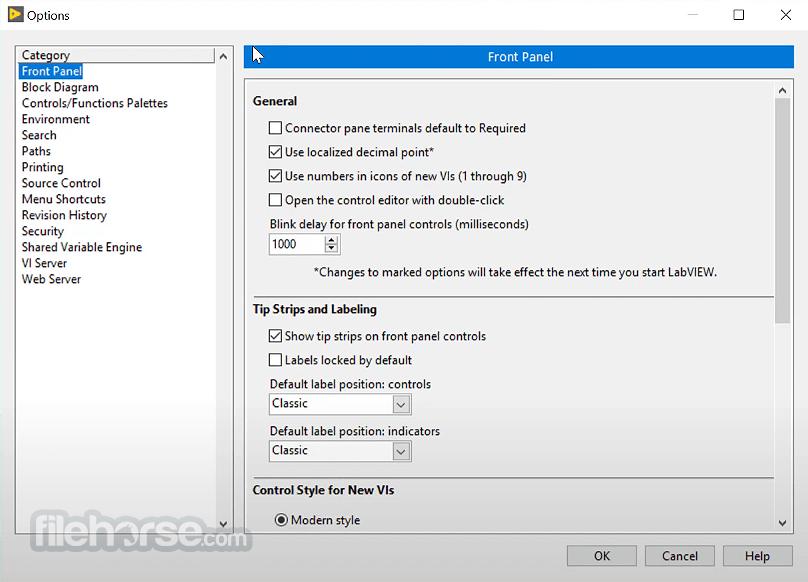 LabVIEW 19.1 SP1 Screenshot 3