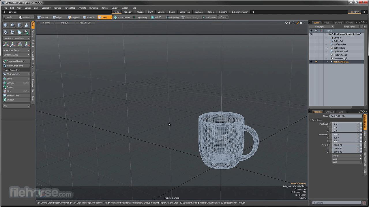Modo 14.1 Screenshot 2