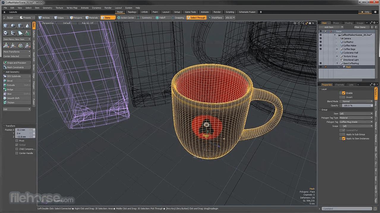 Modo 14.1 Screenshot 4