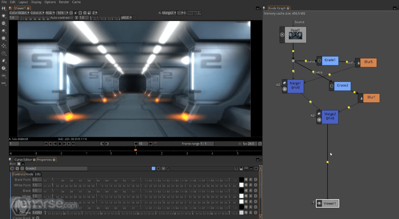 Natron 2.3.15 Screenshot 4