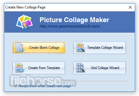 Picture Collage Maker 4.1.4 Screenshot 1