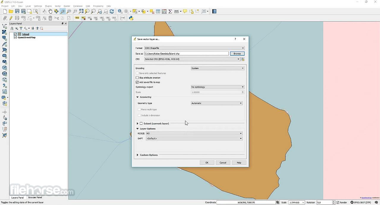 Quantum GIS 3 4 4 (32-bit) Download for Windows 10, 8, 7