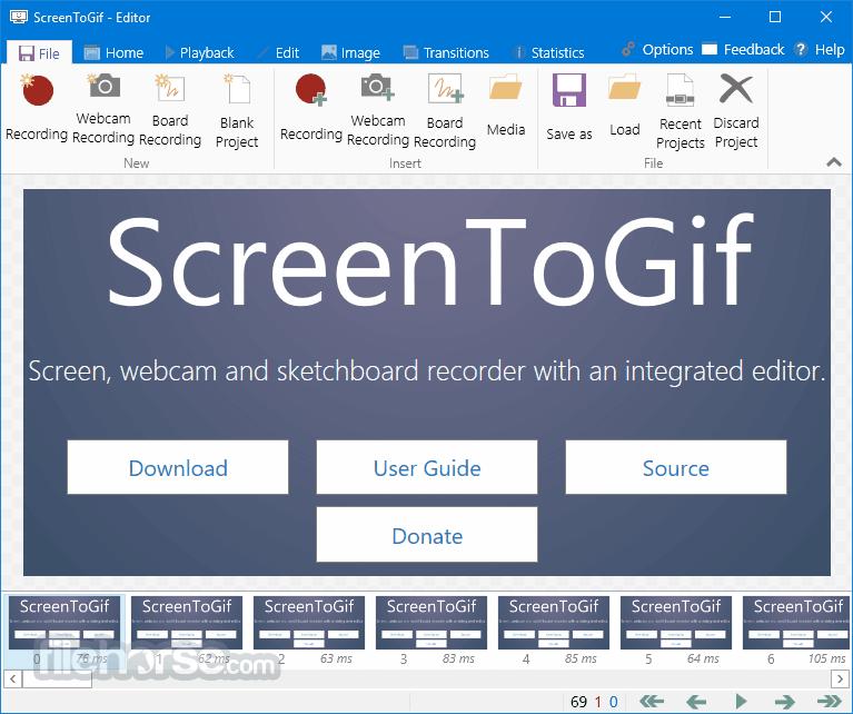 Screen To Gif 2.14.1 Screenshot 2