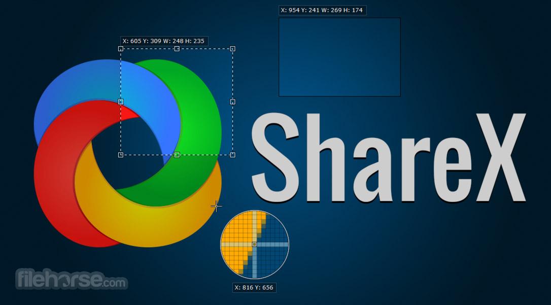 ShareX 12.1.1 Screenshot 2