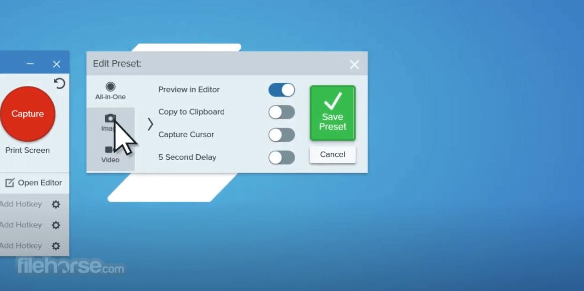 Snagit 2021.3.1 (64-bit) Screenshot 2