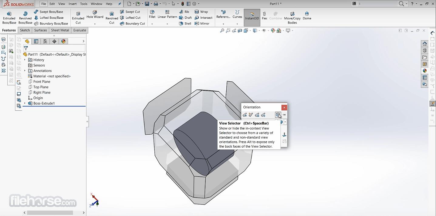 SolidWorks 2021 Screenshot 4