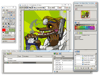 Synfig Studio 1.3.10 (32-bit) Captura de Pantalla 3