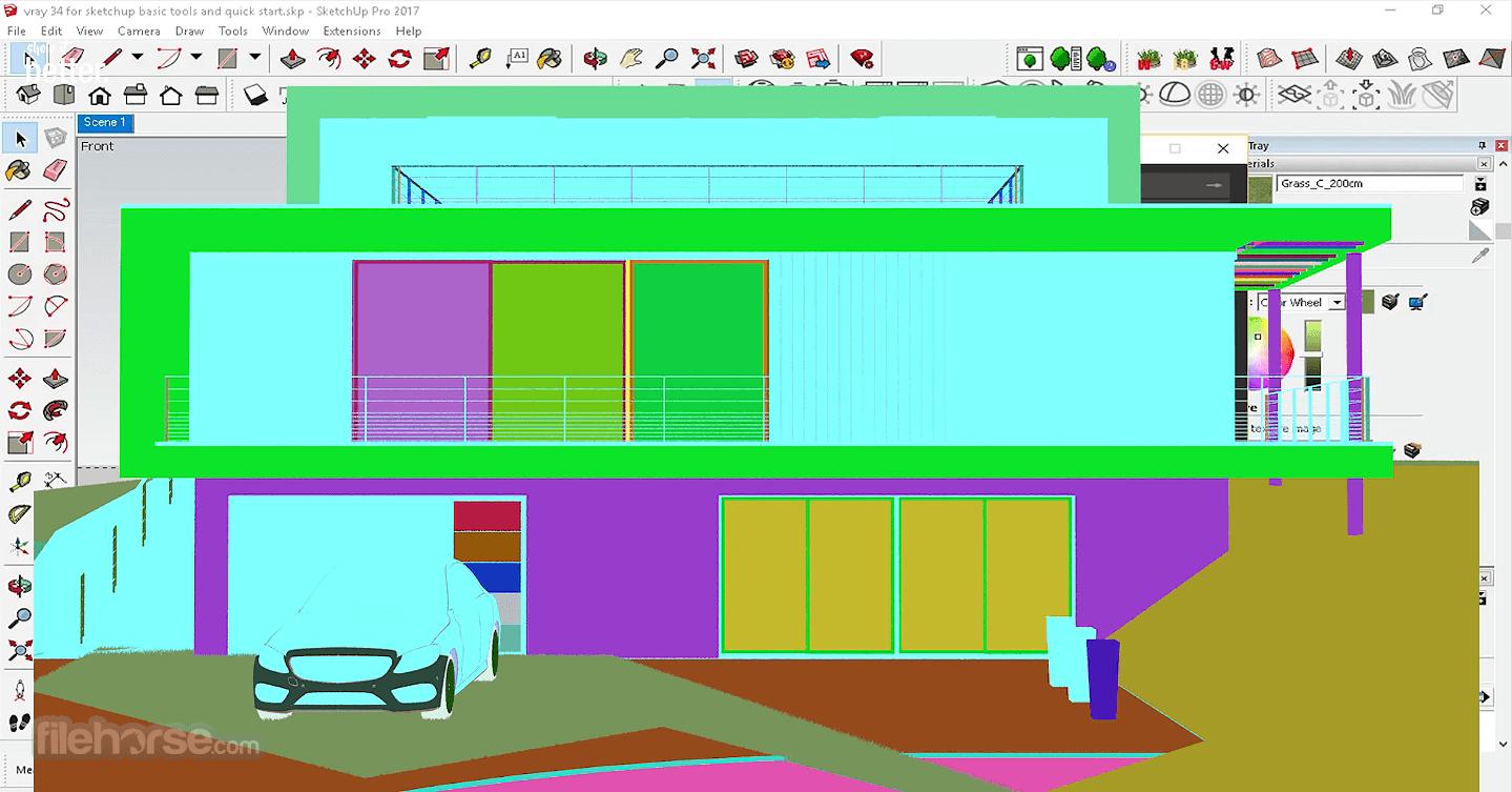 V-Ray 2.1 Screenshot 4