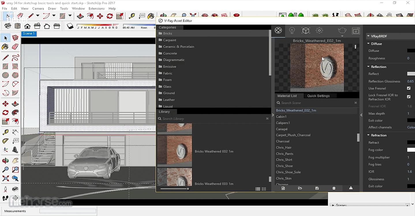 V-Ray 2.1 Screenshot 5