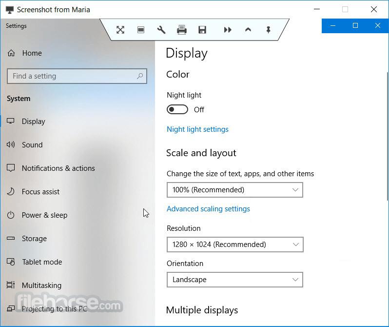 Brosix 4.2 Build 191024 Screenshot 5