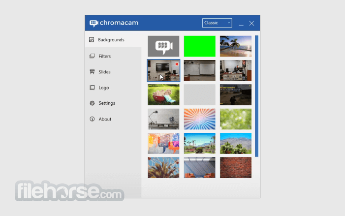 Download  ChromaCam for Windows free 2021