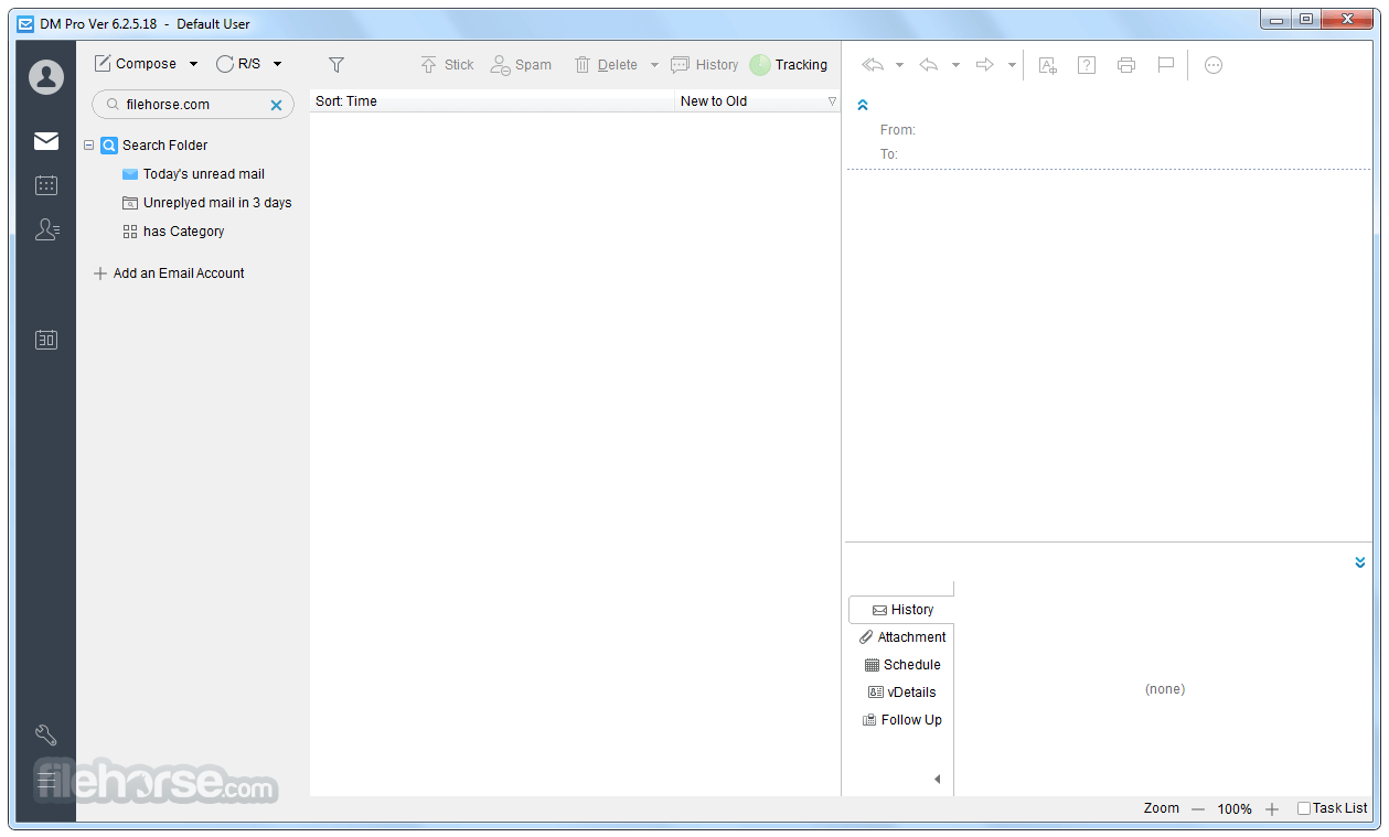 Download  DreamMail for Windows free 2021
