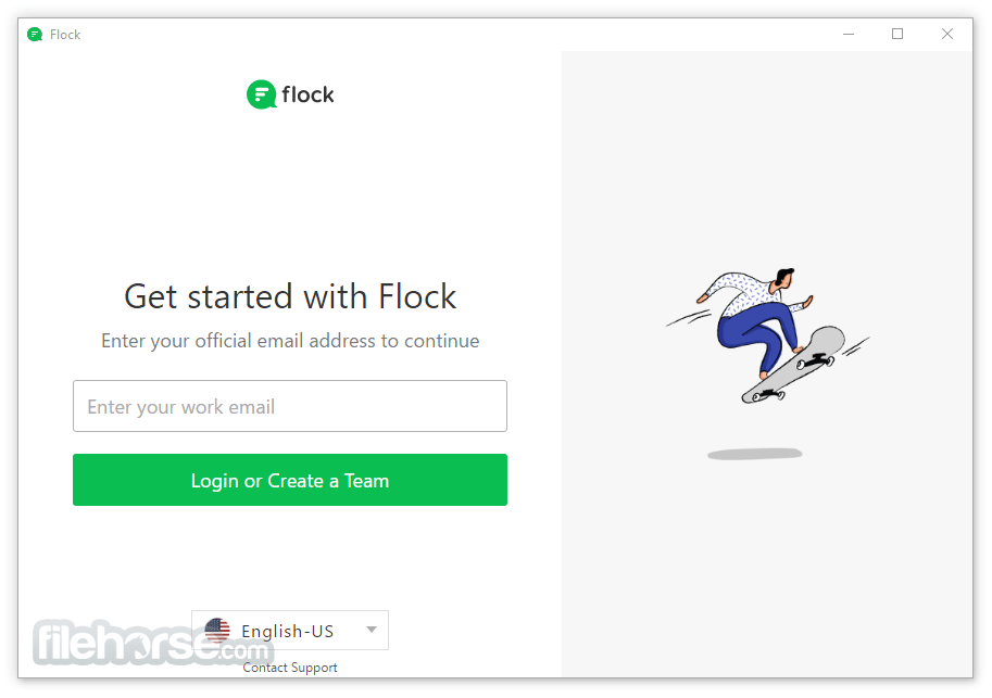 Download  Flock for Windows free 2021