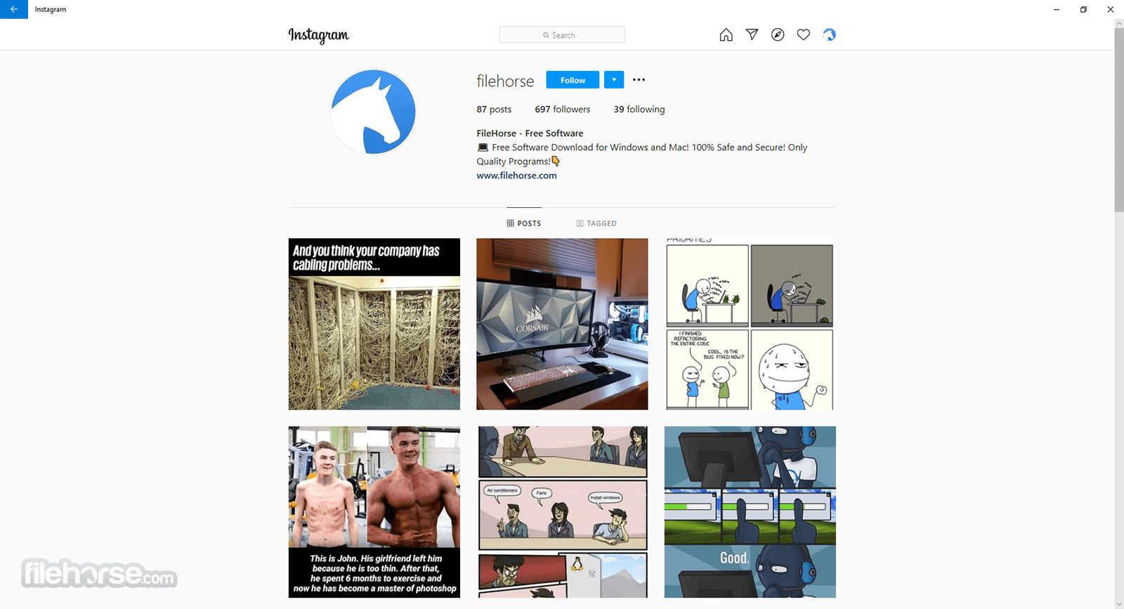 Instagram 42.0.2 Screenshot 1