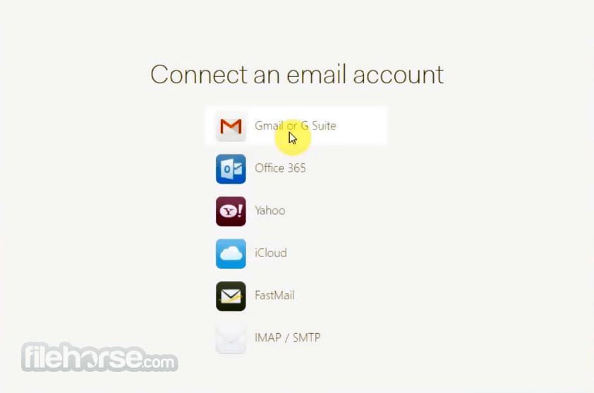 Mailspring 1.9.0 Screenshot 3