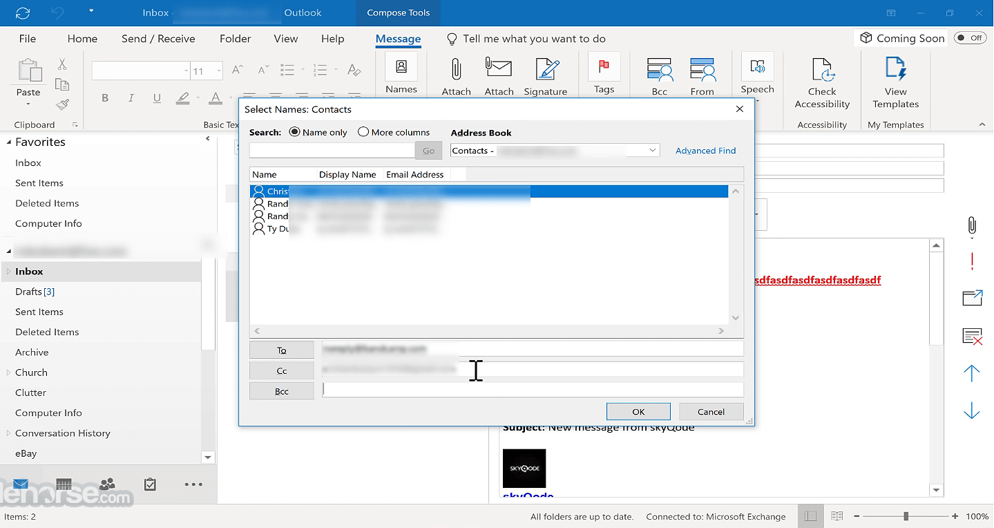 Microsoft Outlook 2019 Screenshot 4