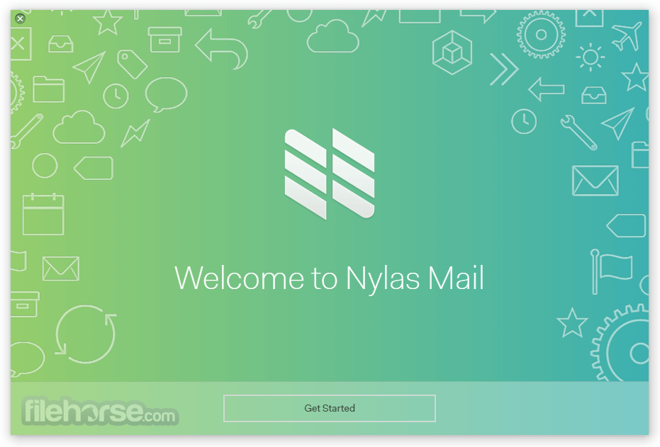 Nylas Mail 2.0.32 Screenshot 1