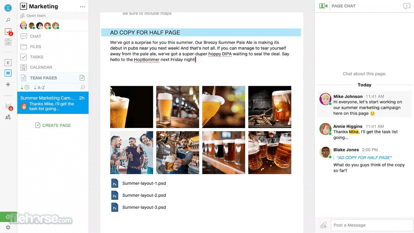 Samepage 1.0.43060 Screenshot 4