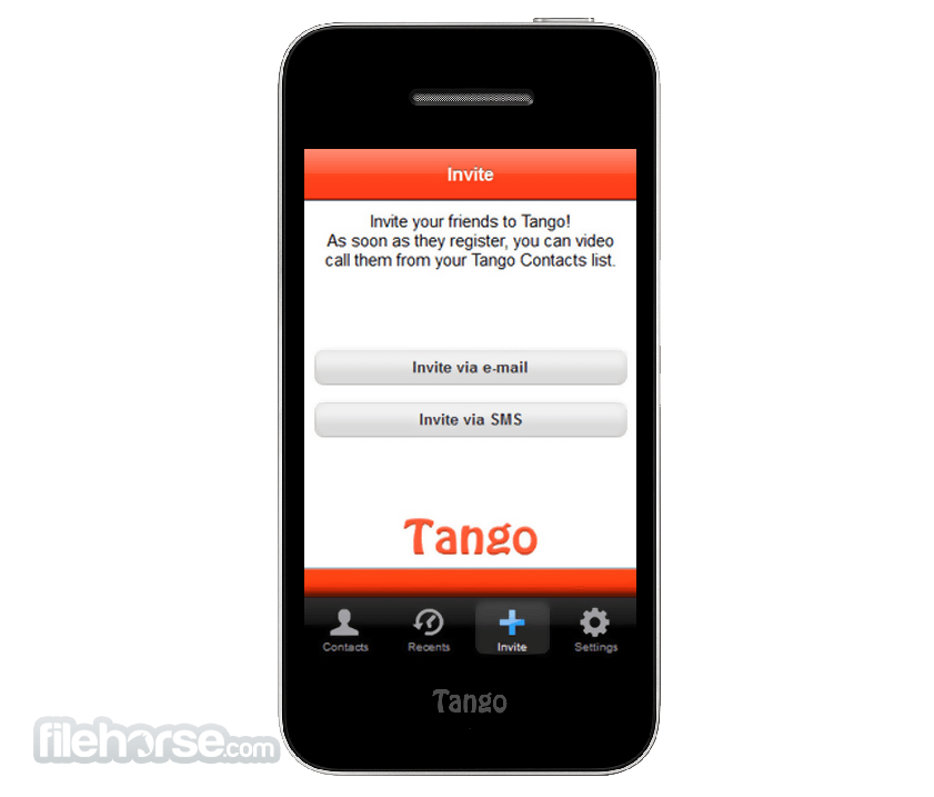 Tango for Windows 1.6.14117.0.0 Captura de Pantalla 1