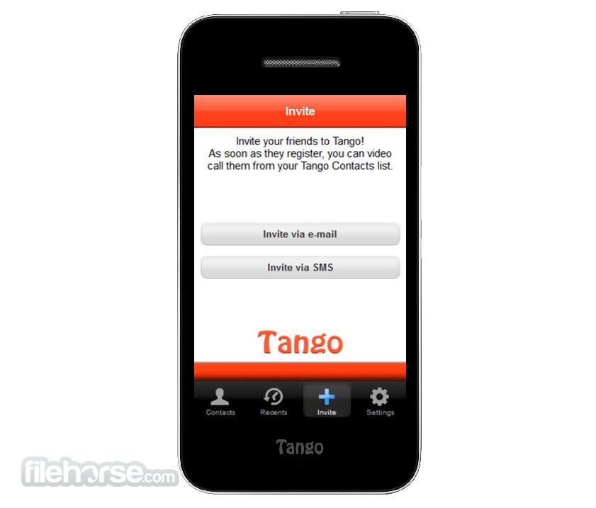 Tango for Windows 1.6.14117.0.0 Screenshot 1