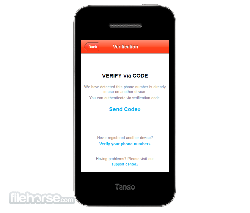Tango for Windows 1.6.14117.0.0 Screenshot 4