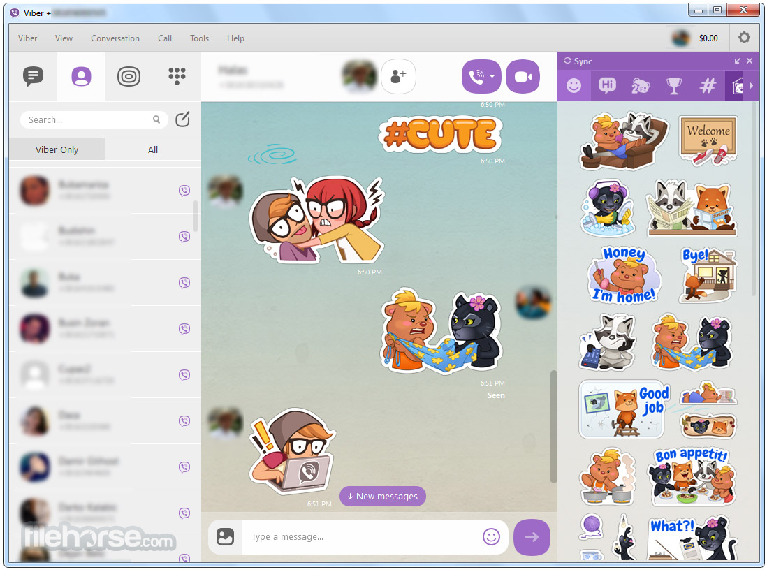 Viber for Windows 11 4 0 Download for Windows / Change Log