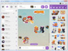 Viber for Windows 9.9.6 Captura de Pantalla 3