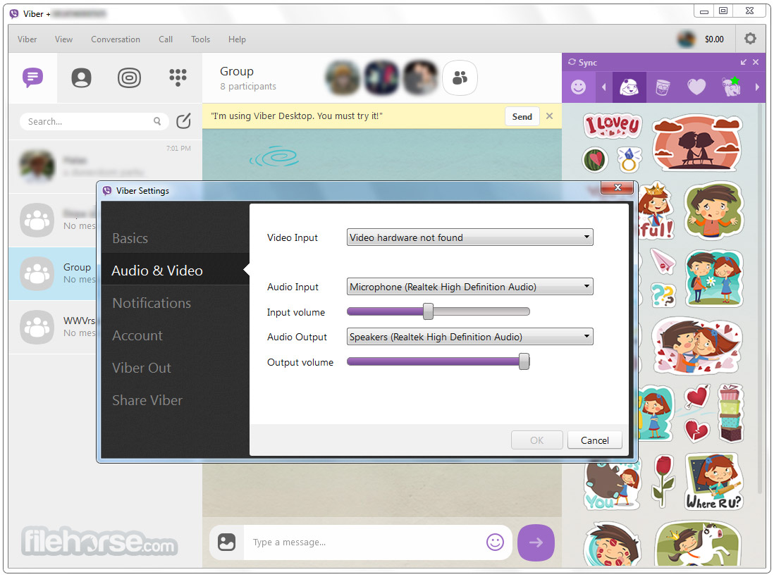 viber messenger for pc windows 7 free download