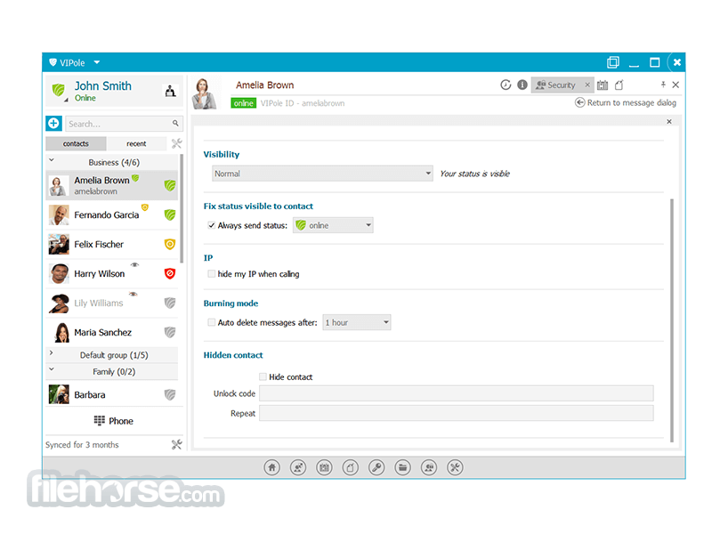 VIPole 3.7.10 Build 30137 Screenshot 1