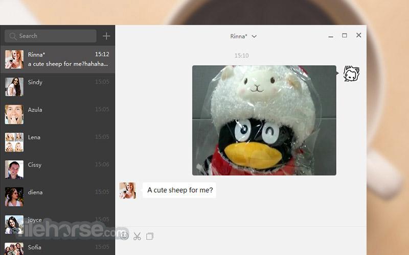 WeChat for Windows 2.6.1.75 Beta Captura de Pantalla 5