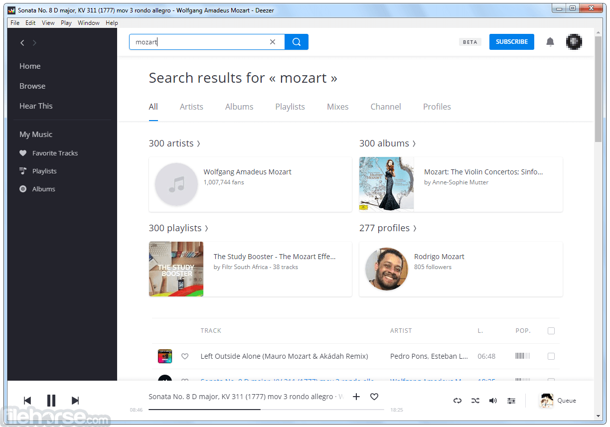 Deezer Desktop Download (2019 Latest) for Windows 10, 8, 7