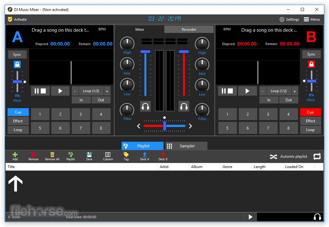 music mixing software free download windows 7
