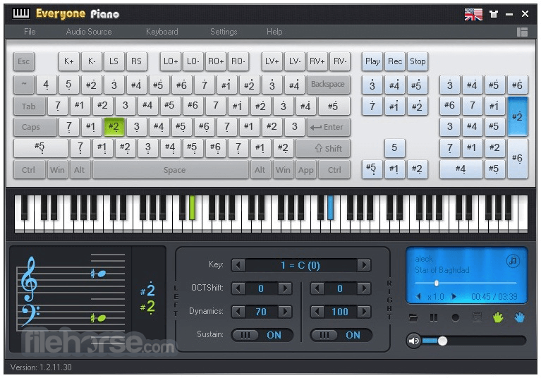 piano software for windows 8 free download