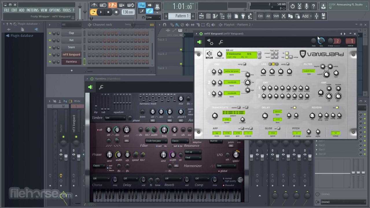 FL Studio 12.2 Build 3 Screenshot 4