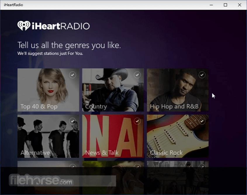 iHeartRadio 6.0.47 Screenshot 2