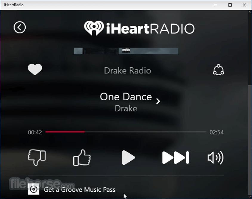 iHeartRadio 6.0.47 Screenshot 4