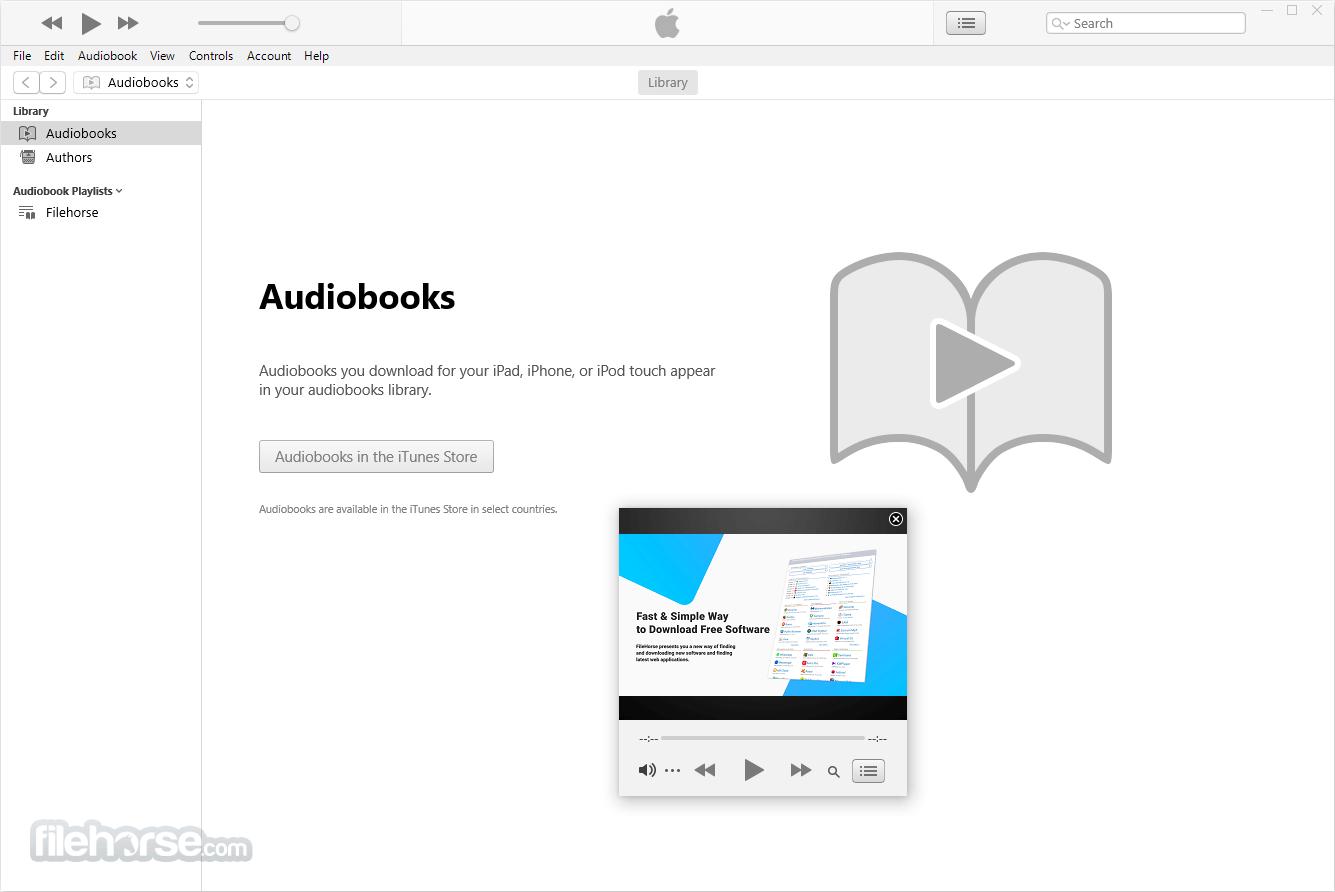 iTunes 12.11.4.15 (64-bit) Screenshot 5