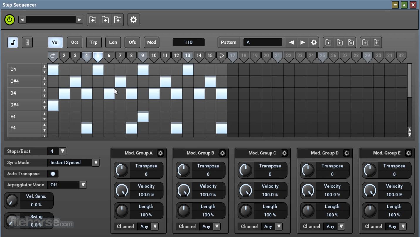 MuLab 8.7.6 (32-bit) Screenshot 3