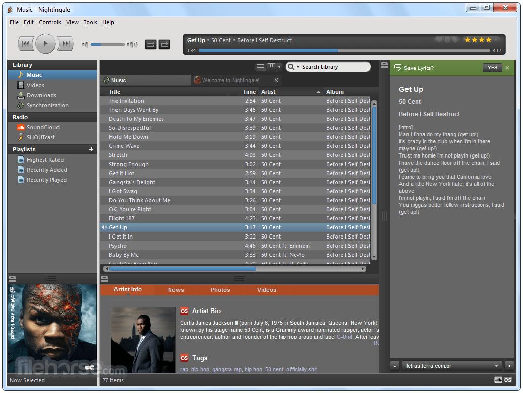 Nightingale 1.12.1 Screenshot 1