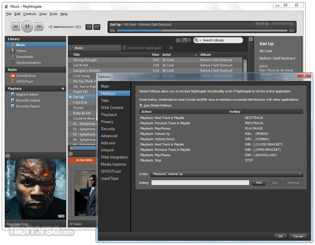 Nightingale 1.12.1 Screenshot 5
