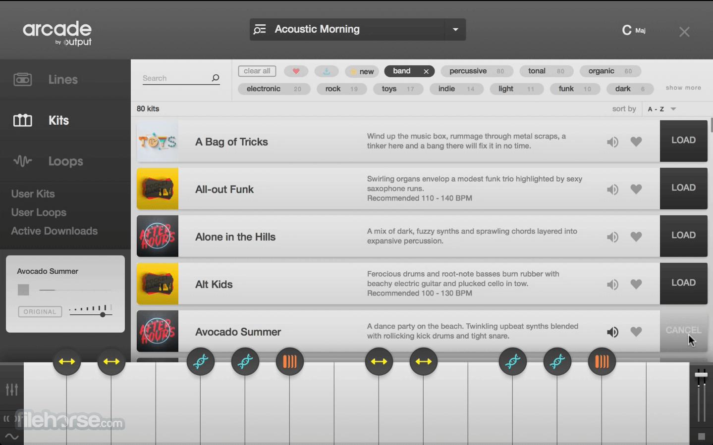 Output Arcade Screenshot 4