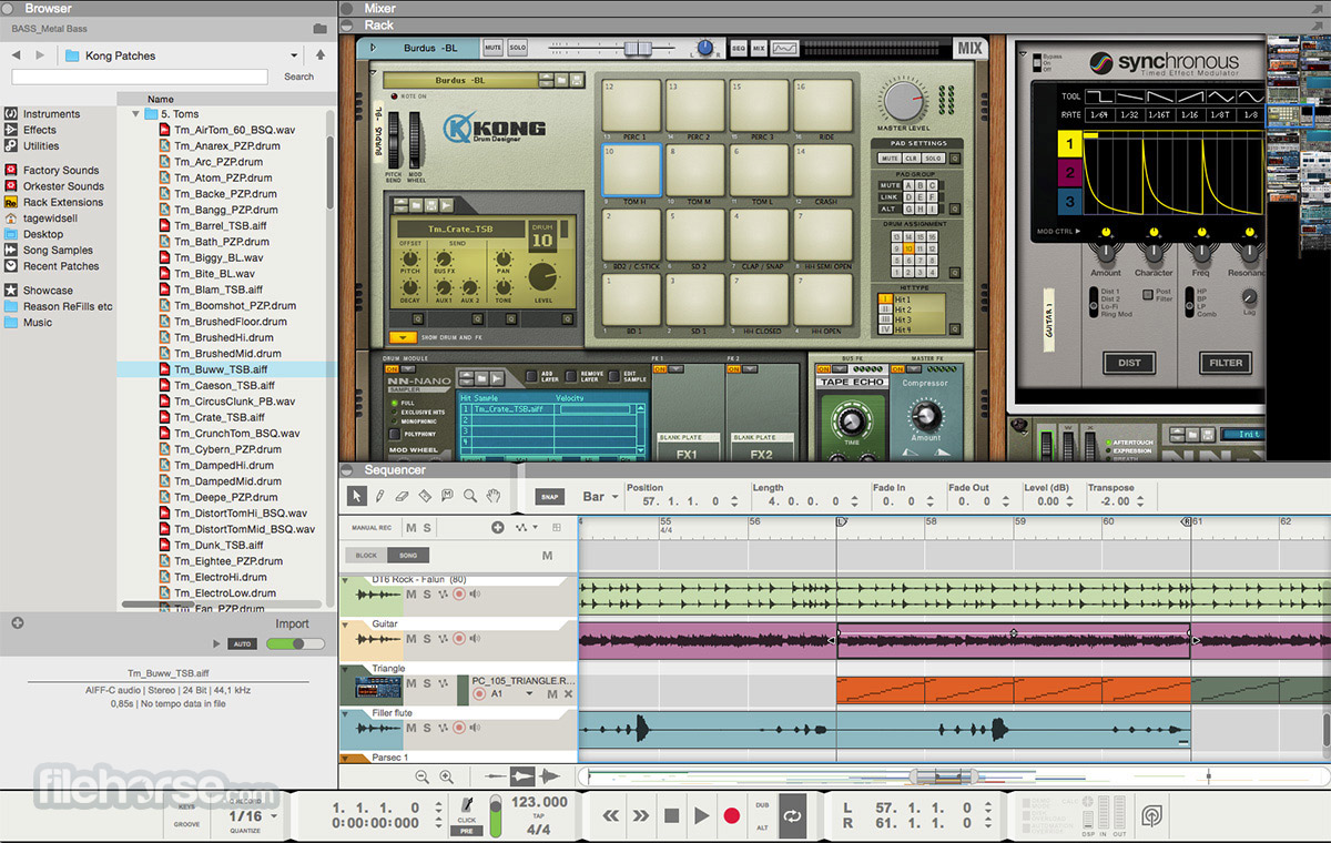 propellerhead reason 7 crack - full version free download