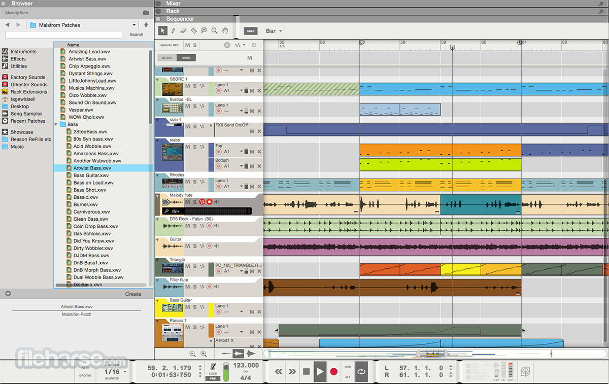 propellerhead reason 10 full version crack download