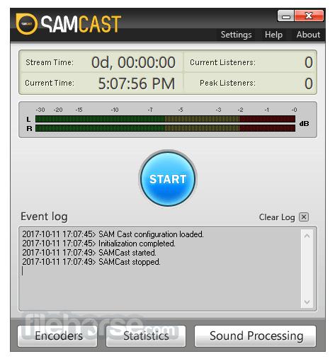 SAM Cast 2021.4 Captura de Pantalla 1