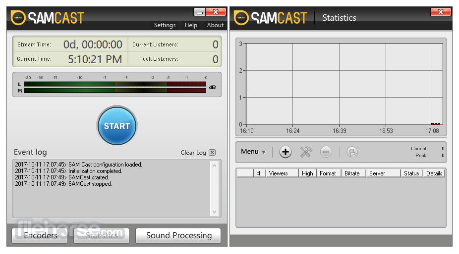 SAM Cast 2021.4 Captura de Pantalla 3