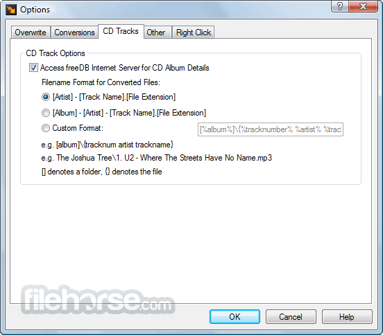 Switch Sound File Converter 6.33 Captura de Pantalla 4