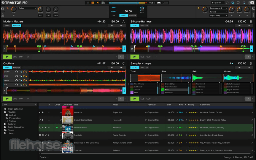 traktor dj software full version free download