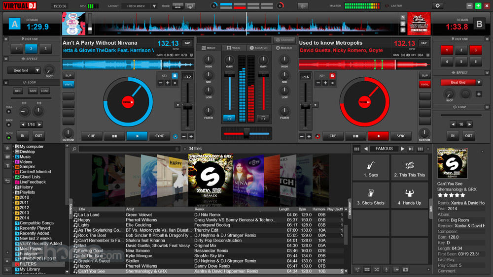 Virtualdj 2020 free download and software reviews cnet.